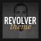 Revolver - A Gentlemen's Theme for Tattoo Salons, Barbershops, Pubs and Biker Clubs Nulled