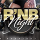 Rnb Night Flyer - GraphicRiver Item for Sale