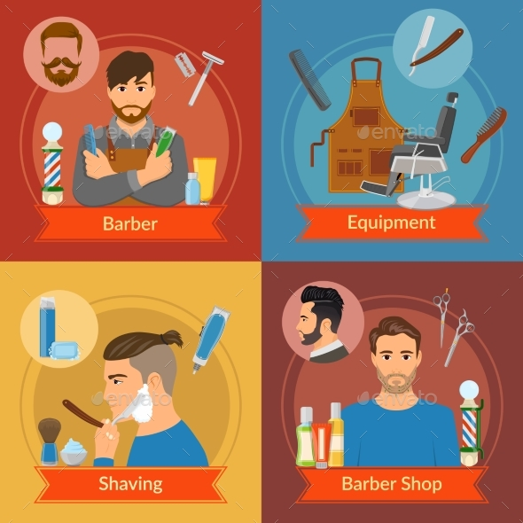 Barber Flat Style Compositions - Industries Business