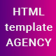 Agency - Responsive HTML5 Template - ThemeForest Item for Sale