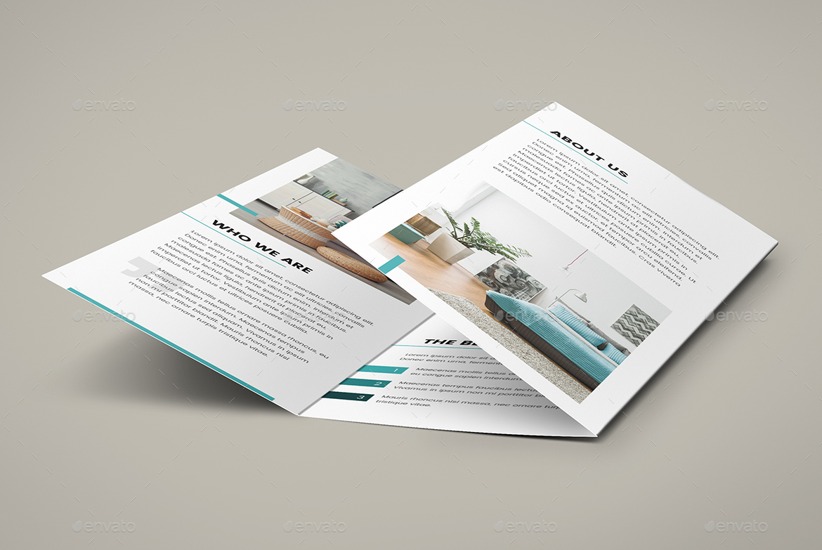 Brochure U2013 Interior Design Tri Fold