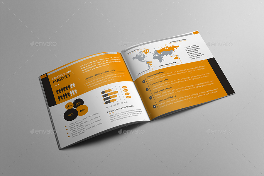 Company Profile By Tripleef  Graphicriver
