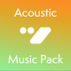 Uplifting and Cheerful Acoustic Pack