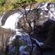 Baker's Waterfall in Sri Lanka