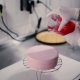 The Girl Pours the Cream on the Cake. - VideoHive Item for Sale