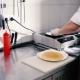 Cook the Pancake Fry Then Throws To the Plate. - VideoHive Item for Sale