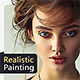 Realistic Painting Photoshop Effect Nulled