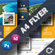 Hotel Flyer Templates - GraphicRiver Item for Sale