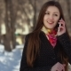 Attractive Woman Talking On the Phone