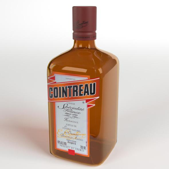 Cointreau - 3DOcean Item for Sale