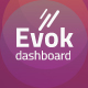 Evok Dashboard UI kit - GraphicRiver Item for Sale