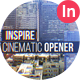 Inspire Cinematic Opener - VideoHive Item for Sale