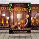 Beer Party Flyer Bundle - GraphicRiver Item for Sale