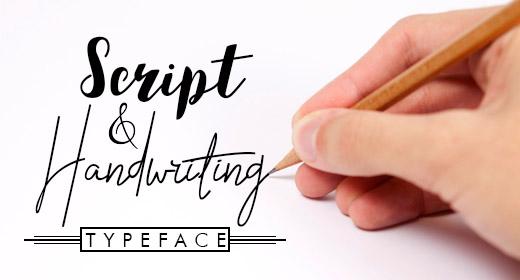 Script & Handwriting
