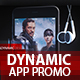 Dynamic Mobile App Promo - VideoHive Item for Sale
