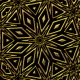 Golden Kaleido Background 2 - VideoHive Item for Sale