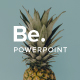 Be. Powerpoint Presentation - GraphicRiver Item for Sale