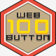 Web Button Modern Flat Design - GraphicRiver Item for Sale