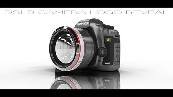 dslr camera logo reveal by blohslv videohive