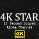 4K Star - VideoHive Item for Sale
