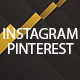 Fashion Insta and Pinterest - GraphicRiver Item for Sale