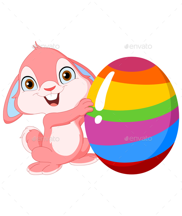 Bunny Easter - Miscellaneous Seasons/Holidays
