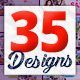 Bundle Web Sliders 35 designs - GraphicRiver Item for Sale
