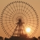 Ferris Wheel at Sunset. Vietnam. - VideoHive Item for Sale