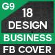 Facebook Cover Bundle Two - 18 Design - GraphicRiver Item for Sale