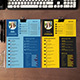 Creative Professional Swiss Resume CV 4 Colors Version Nulled