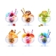 Sherbet Icecream Glass Set