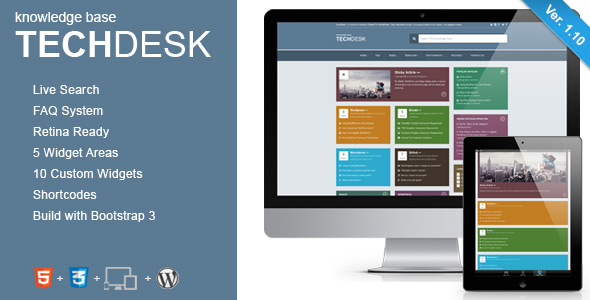 TechSmart - Helpdesk and Knowledge Base WordPress Theme - 32