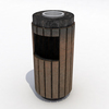 Model trash can preview 1.  thumbnail