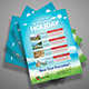 Holiday Flyer Template v01 Nulled