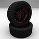 Sports car wheel Full details