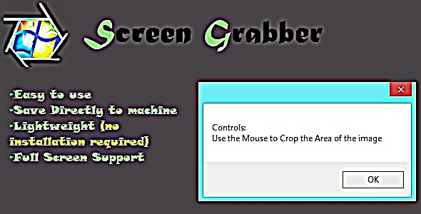 Screen Grabber - CodeCanyon Item for Sale