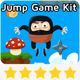 Jump Ninja Game Kit - GraphicRiver Item for Sale
