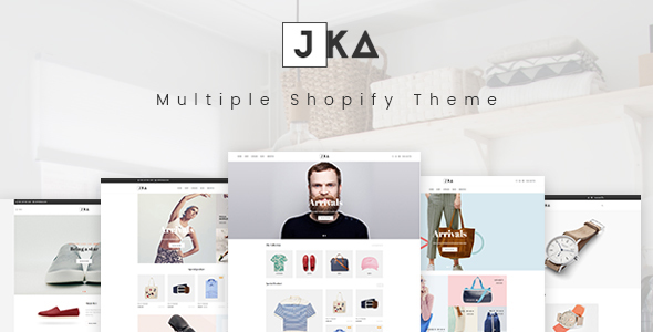 Ap Jka Shopify Theme - Fashion Shopify