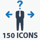 Business Planning & Management Icons - GraphicRiver Item for Sale