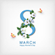 Women's Day Greeting Card - GraphicRiver Item for Sale