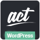 Act - Multipurpose Nonprofit Theme Nulled