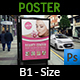 Beauty Center Poster Template - GraphicRiver Item for Sale