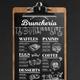 Brunch Menu Template - GraphicRiver Item for Sale
