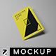 Regular Card A7 Mockup v1 - GraphicRiver Item for Sale