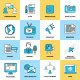 Network icon set - GraphicRiver Item for Sale