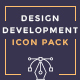 Design and Development Line Icons