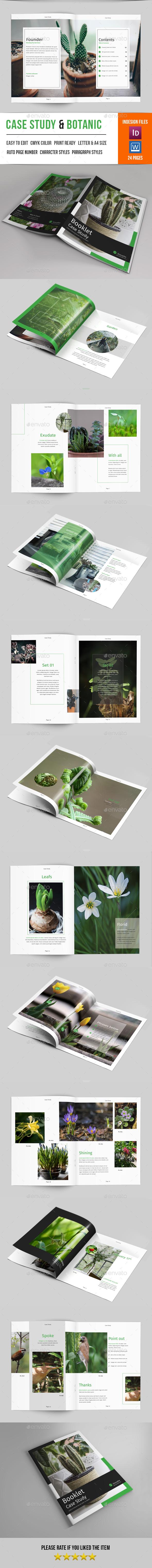 Case Study Brochure Template-V416 - Informational Brochures