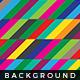 Slant Rectangle Background