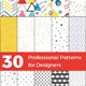 30 Professional Photoshop Patterns - GraphicRiver Item for Sale