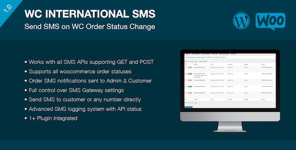 WooCommerce International SMS